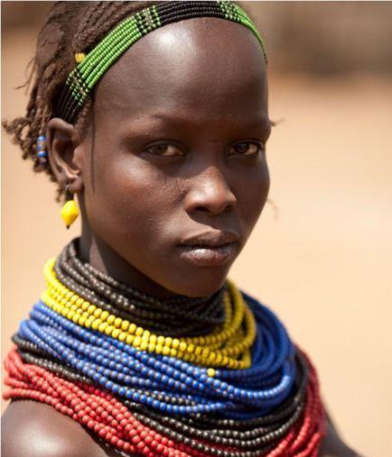 Pravlast kávy - Etiopie